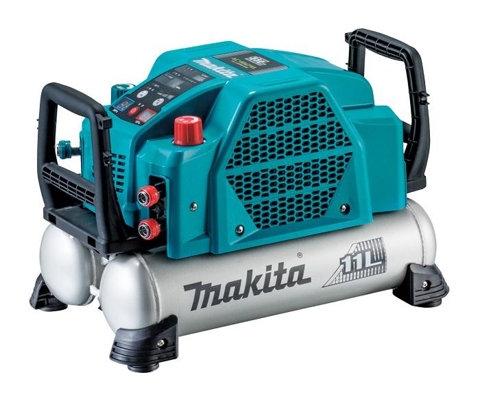 【マキタ】 エアコンプレッサ AC462XL(青) タンク容量11L [一般圧/高圧対応] 【makita】