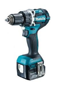 【マキタ】 14.4V 充電式ドライバドリル DF474DRGX (青)6.0Ahバッテリ2本・充電器・ケース付 【makita】
