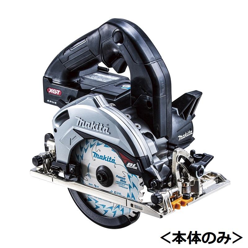 <バッテリ・充電器・ケース別売> HS005GZB (黒) 125mm 【makita】 充電式マルノコ 【マキタ】40V