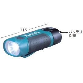 マキタ 7.2V フラッシュライト 充電式懐中電灯 マート 40%OFFの激安セール ML704 バッテリ makita 本体のみ 充電器別売