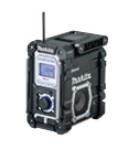 【マキタ】 充電式ラジオ MR108B(黒) 本体のみ <バッテリ・充電器別売> 【makita】