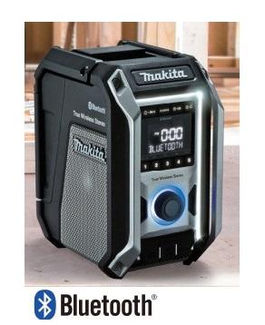 新作入荷!! マキタ 充電式ラジオ MR113B 黒 充電器別売 本体のみ 売り出し バッテリ makita