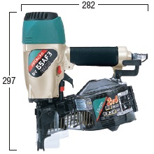 時間指定不可 HiKOKI NV65AF3 65mm ハイコーキ 日立工機 ロール釘打機 年間定番