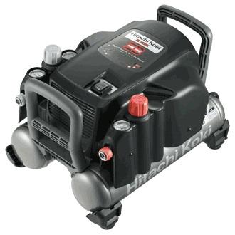 【ハイコーキ】 高圧エアコンプレッサ EC1433H タンク容量9L [一般圧/高圧対応] 【HIKOKI】