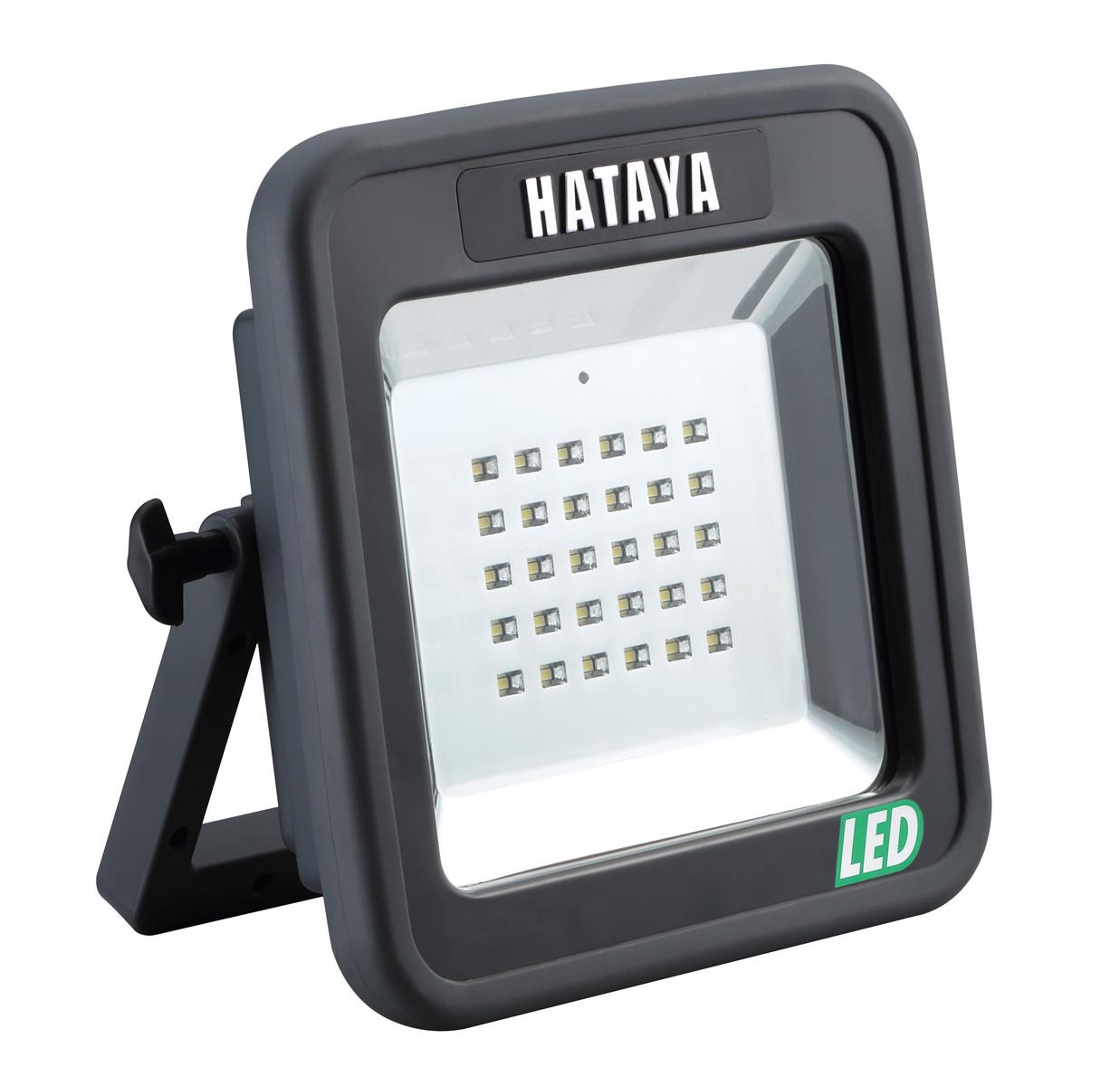 ハタヤ LWK-15 充電式LEDケイ・ライトプラス(15W)(屋外用)