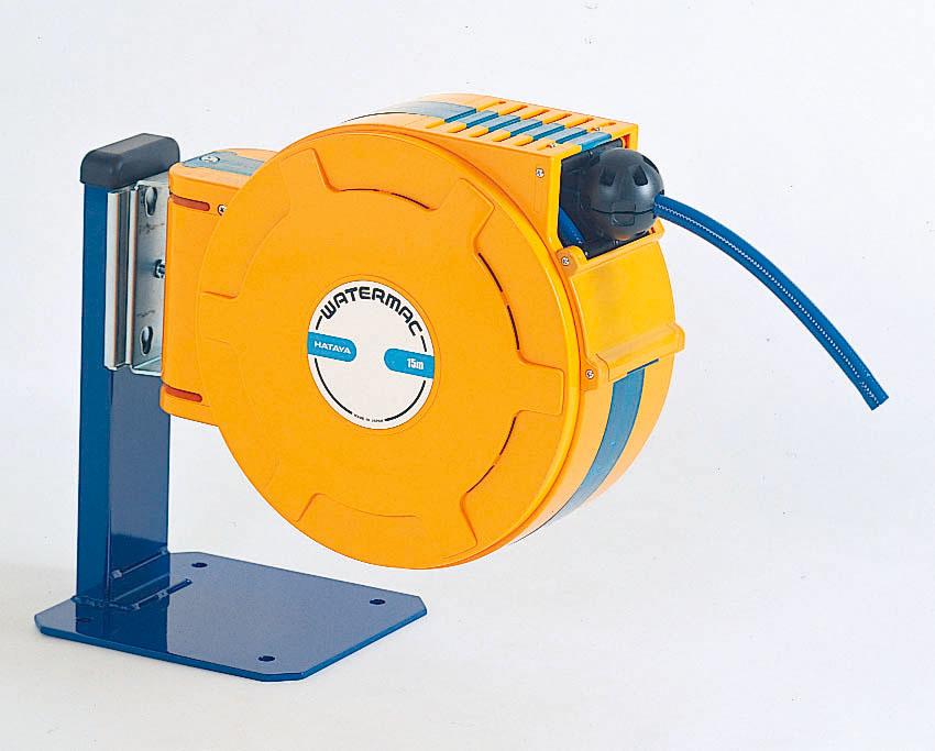 ハタヤ WXP-154 自動巻取ホースリール ウォーターマック 水用15m