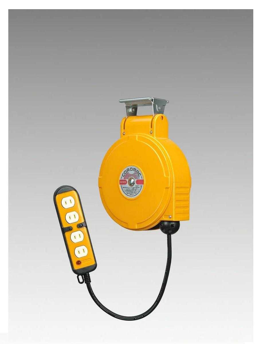 ハタヤ CBS-082Q コードマックMS(自動巻) 8m