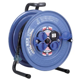 選択 ハタヤ 屋外用サンデーレインボーリール SS-20 防雨型 電工ドラム 2020新作 HATAYA 20m コードリール