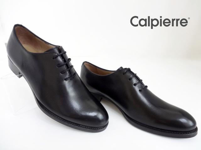 Calpierre(カルピエーレ)D177/VIRAP NERO/BLACK/ブラック【送料無料】レディースコンフォート/ホールカットシューズ/プレーントゥ/イタリア製/インポートシューズ【返品不可商品】