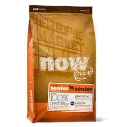 NOW FRESH ナウフレッシュ 低カロリー シニア&ウェイトマネジメント 11.34kg【B5】