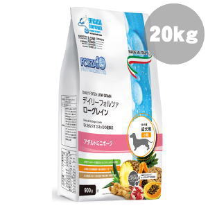 FORZA10 デイリーフォルツァ ミニポーク 小粒 20kg【99】