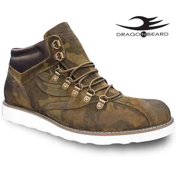 ドラゴンベアード ブーツ DRAGONBEARD DX-8810 CAMO 靴 ダーツ