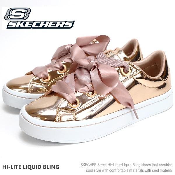 Skechers Hi Lites Liquid Bling