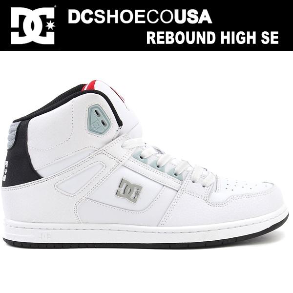 DC スニーカー ハイカットDC SHOES REBOUND HIGH SE DM174020 WBDハイカットスニーカー 靴