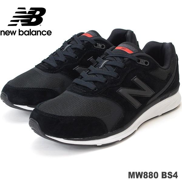 ニューバランス ウォーキングシューズnewbalance MW880 BS4 4Eメンズウォーキング