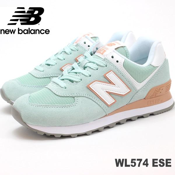 profesional mejor calificado reunirse proporcionar una gran selección de myfootn: New Balance WL574 ESE (GREEN/ORANGE) new balance WL574ESE ...