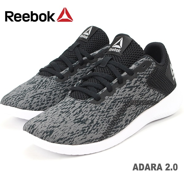 軽量性と快適性を両立させたフィットネスウォーキング用シューズ リーボック 選択 スニーカーREEBOK 通販 ADARA ウォーキングシューズ DV5257アダラ2.0 2.0