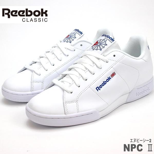 gorący produkt najnowszy na stopach o Reebok NPC 2 classical music Reebok CLASSIC NPC 2 1354