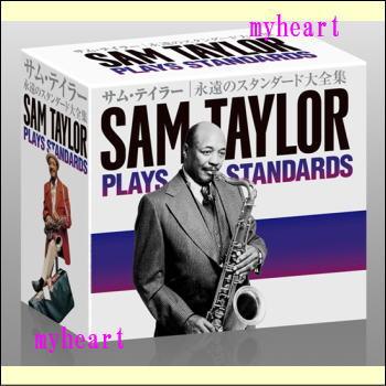 【宅配便配送】サム・テイラー 永遠のスタンダード大全集 CD-BOX(CD6枚組)(CD)