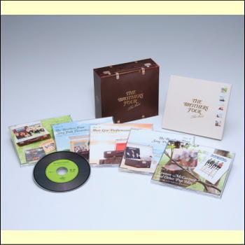 【宅配便配送】The Brothers Four/ザ・ブラザース・フォア THE BEST CD-BOX(CD) 【t】