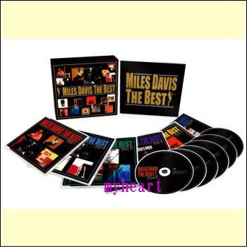 【宅配便配送】マイルス・デイビス・ザ・ベストCD-BOX(CD)