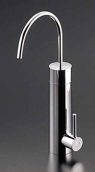 TOTO 浄水器専用自在水栓(カートリッジ内蔵形) 台付きタイプ TK304A