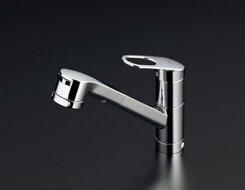TOTO GGシリーズ エコシングル水栓 シングルレバー混合栓(吐水切り替えタイプ) 寒冷地用 TKGG31EBZ
