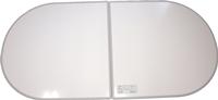 タカラスタンダード 組み合わせ式風呂フタ(2枚組) フロフタMZS-16 W 10193675
