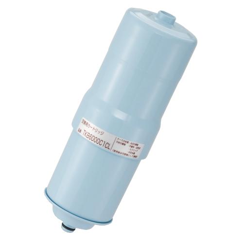 クリナップ(Cleanup) アルカリイオン整水器交換用浄水カートリッジ(TKB6100DCL用) TKB6000C1CL