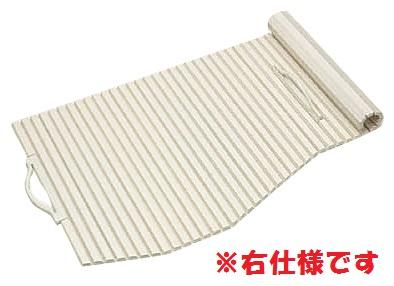 クリナップ(Cleanup) 風呂フタ(取手付きシャッターフタ/アクリア用/スリースタイル浴槽用/R:右仕様) S16-4TTR