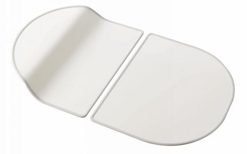 クリナップ(Cleanup) 風呂フタ(組みフタ/アクリア用/スムーズ浴槽用/R:右仕様) S38-4AKR
