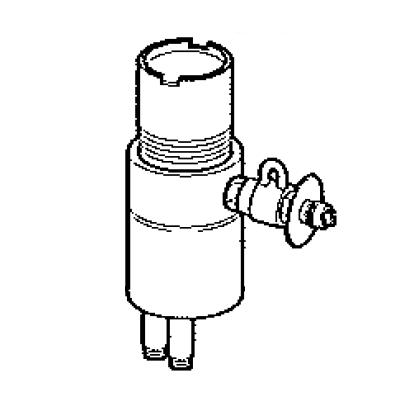 パナソニック(Panasonic) 分岐水栓(TOTO用) CB-SSD6