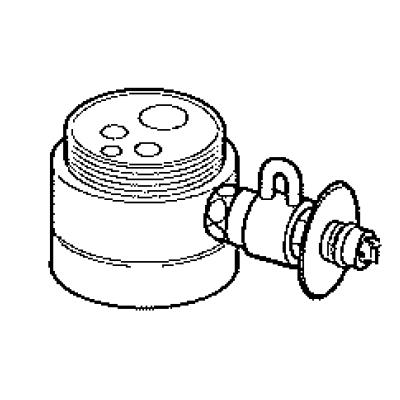 パナソニック(Panasonic) 分岐水栓(MYM用) CB-SMA6