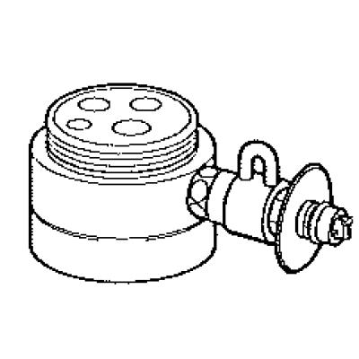 パナソニック(Panasonic) 分岐水栓(MYM用) CB-SMB6