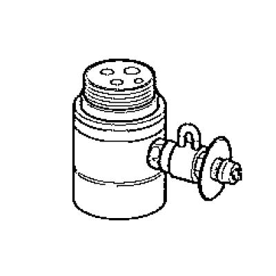 パナソニック(Panasonic) 分岐水栓(MYM用) CB-SMC6