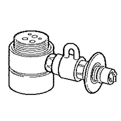 パナソニック(Panasonic) 分岐水栓(MYM用) CB-SME6