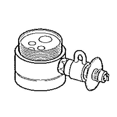 パナソニック(Panasonic) 分岐水栓〔ヤンマー(YANMAR)用〕 CB-SYA6