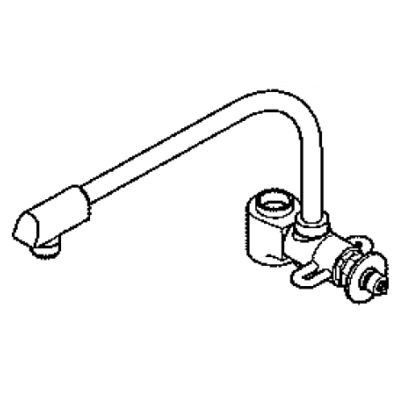 パナソニック(Panasonic) 分岐水栓〔ヤンマー(YANMAR)用〕 CB-SYB6