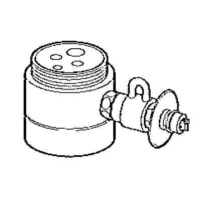 パナソニック(Panasonic) 分岐水栓〔ジャニス(JANIS)用〕 CB-SJA6