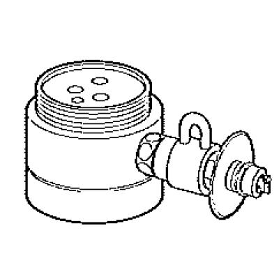 パナソニック(Panasonic) 分岐水栓〔ジャニス(JANIS)用〕 CB-SJB6