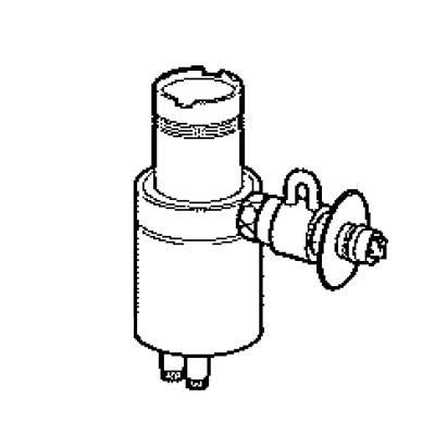パナソニック(Panasonic) 分岐水栓(タカギ用) CB-STKB6