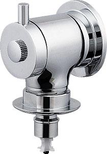 カクダイ(KAKUDAI) 洗濯機用水栓(ストッパーつき) 721-606-13