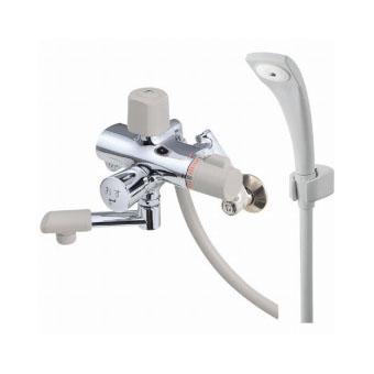 三栄水栓(SAN-EI) サーモシャワー混合栓(自閉式) SK18060