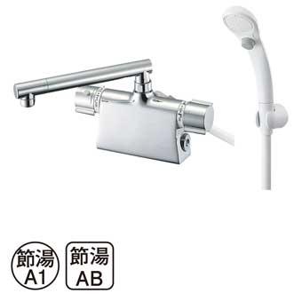 三栄水栓(SAN-EI) column サーモデッキシャワー混合栓 寒冷地用 SK7850DT2K