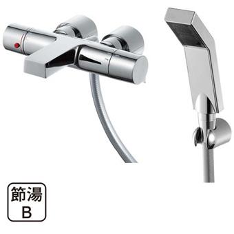 三栄水栓(SAN-EI) SUTTO サーモシャワー混合栓 SK1831