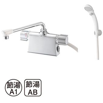 三栄水栓(SAN-EI) column サーモデッキシャワー混合栓 SK7850D-L