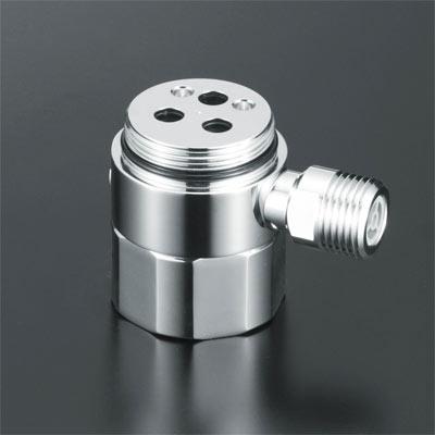 KVK 流し台用シングルレバー式混合栓用分岐金具 ZK5011PN