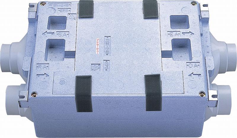 高須産業(TSK) 24時間換気システム 強制同時給排 全熱交換形エアロード24B(天井埋込タイプ) 第1種換気 TSK-24B