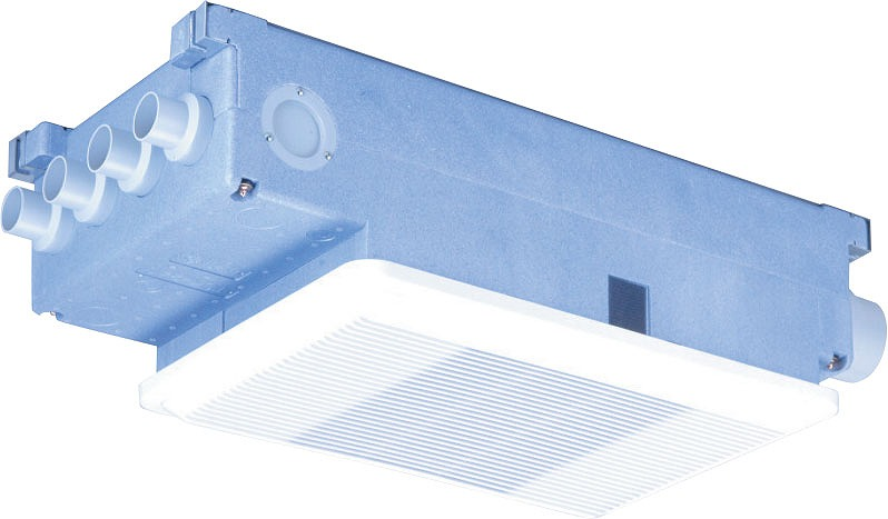 高須産業(TSK) 24時間換気システム 強制同時給排 全熱交換形エアロード24C(天井埋込タイプ) 第1種換気 TSK-24C