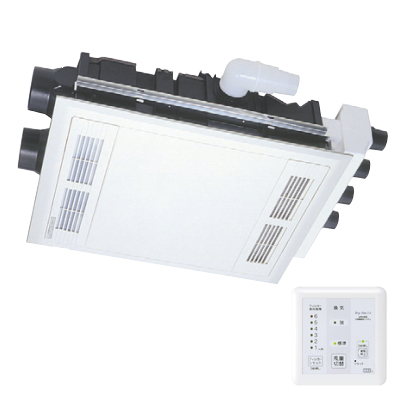 マックス(MAX) 全熱交換型24時間換気システム 戸建用 ES-8300DC